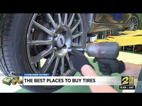The best place to buy tires