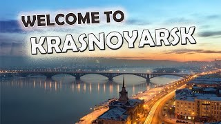 Krasnoyarsk, Красноярск, Trans-Siberian Railway, Krasnoyarsk Krai, Russian Federation, Asia