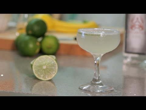 How To Make A Daiquiri | Cocktail Recipes