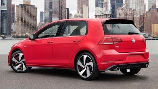 2018 Volkswagen Golf - interior Exterior and Drive
