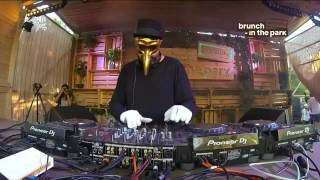 Claptone @Brunch In The Park Barcelona 2017 (FB Live)