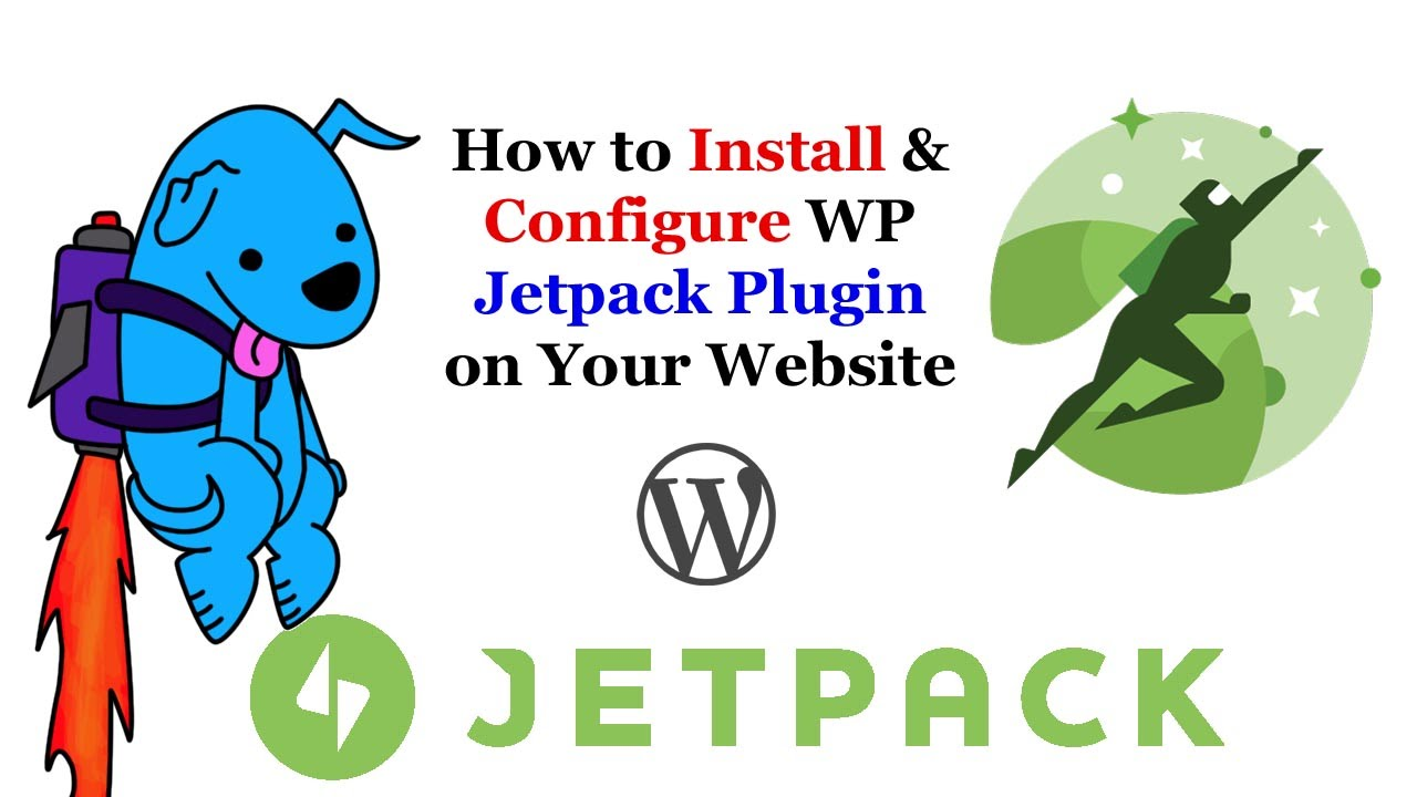Jetpack Plugin To Your WordPress Website