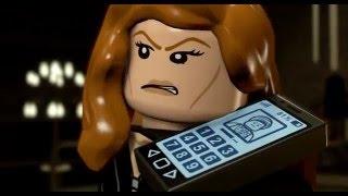 Lego Marvel's Avengers Walkthrough Part 3   Rail Hydra