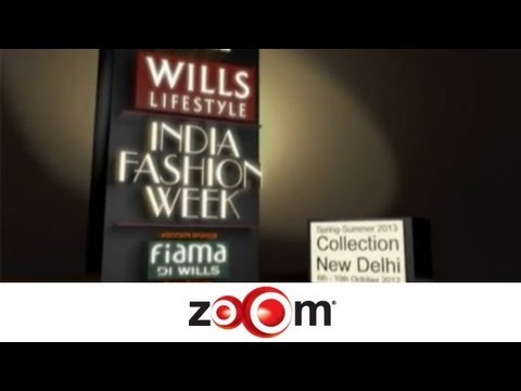 India Fashion Week - Spring Summer 2013 - Episode 1