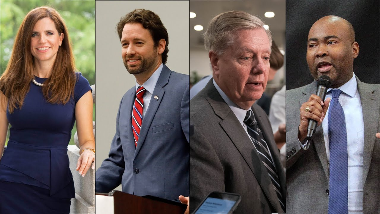 Meet the candidates for South Carolina's two elections