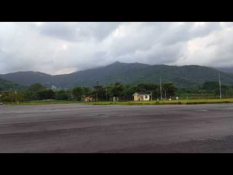 Pista de aterrizaje Trujillo Colon Honduras