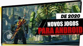Saiu NOVOS Jogos para Android 2020