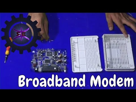 Reverse Engineering : What's inside Broadband Modem?