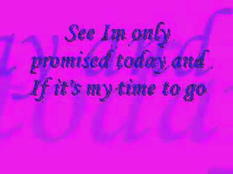 Amanda Perez I Pray (Lyrics)