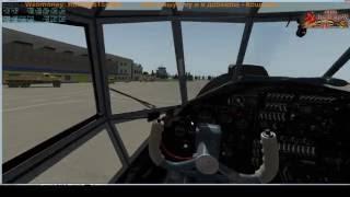 X-Plane Осмотр Херсона с воздуха(Решил проверить правильность расположения улиц родного города в игре. Для этого, в редакторе наложил гугл-к..., 2016-06-21T19:24:36.000Z)