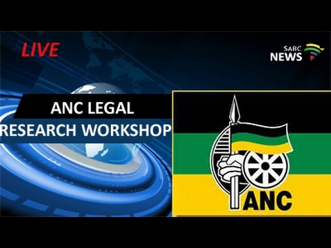 ANC Legal Research Group Workshop: 02 April 2016