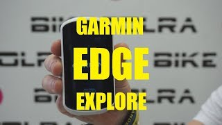 GARMIN EDGE EXPLORE | Unboxing