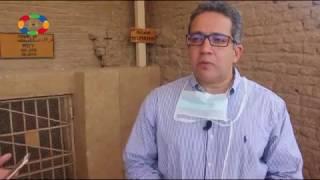 فيديو| وزير الآثار: معبد الأقصر سيتغير بعد تنصيب تمثال رمسيس الثاني | الأقصر بلدنا