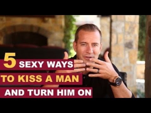 Tips on how to kiss a guy