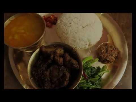 Yangben faksa - Ethnic cuisine of Rai & Limbu