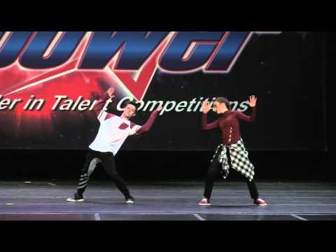 Dance Company of Wylie Hip Hop Duet -