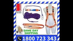 WorkSafeGEAR Heightech Workers Safety Access Roofers Kit