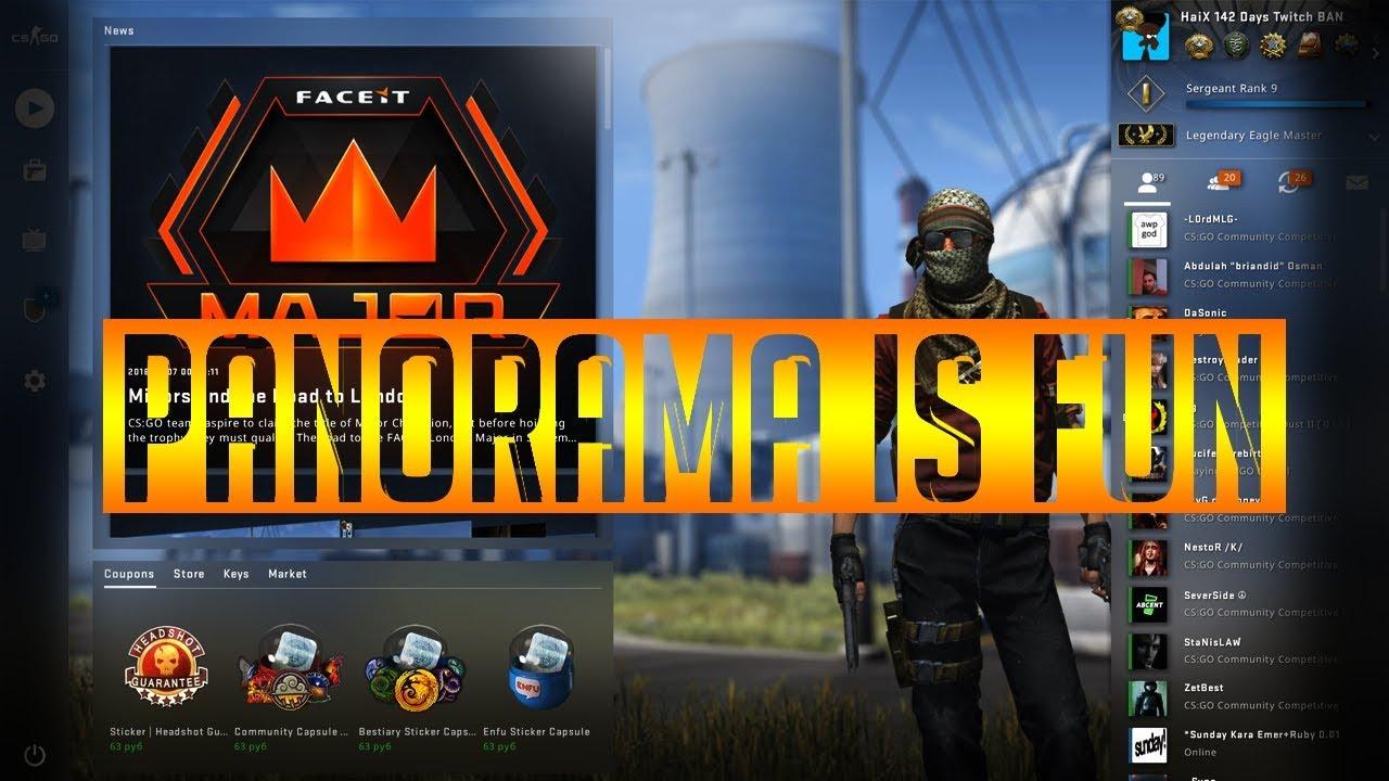 prime matchmaking cs go panorama