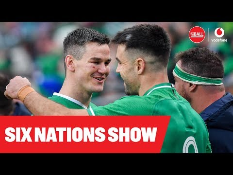 THE SIX NATIONS SHOW - EP3 | England V Ireland | LIVE