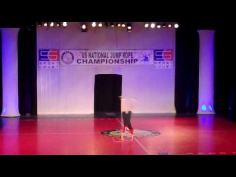 Jesse (Hot Dog USA) Male Single Rope Freestyle