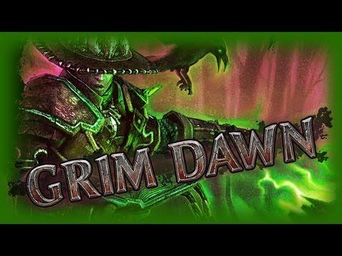 Grim Dawn - THE PLAGUEMANCER