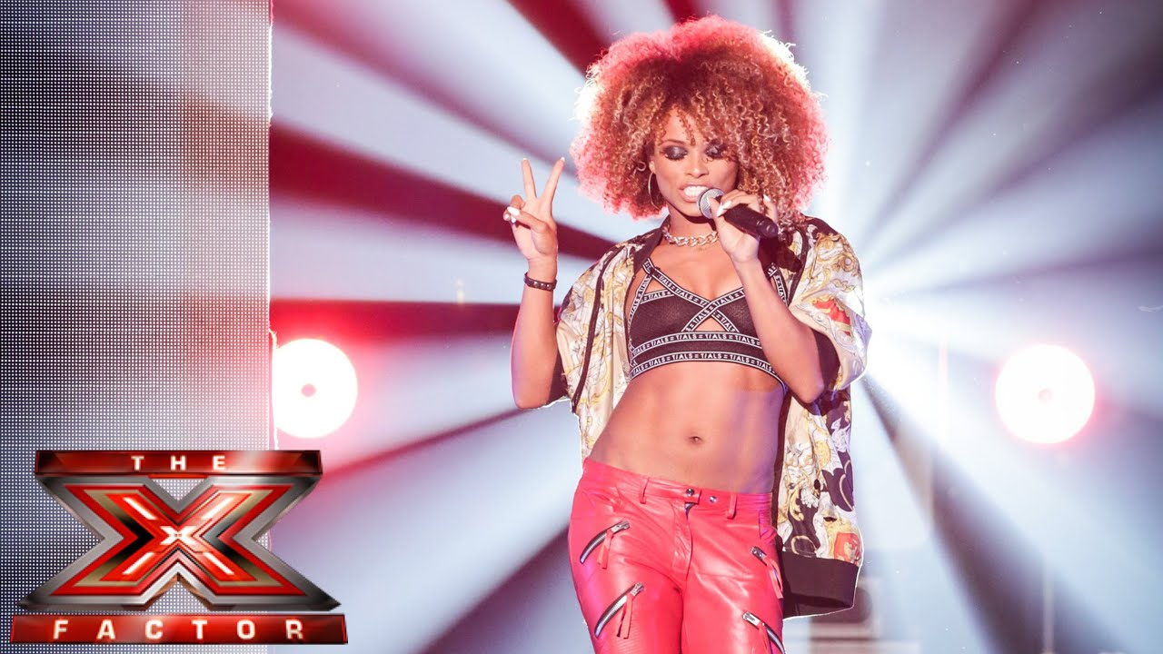 Fleur East Sings All About That Bass Live Week 1 The X Factor Uk