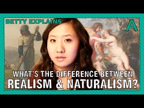 What's the Difference Between Realism & Naturalism? | ARTiculations