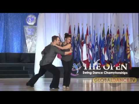 US Open Rising Star 2017   Austin Scharnhorst and Kali Casas 3rd place