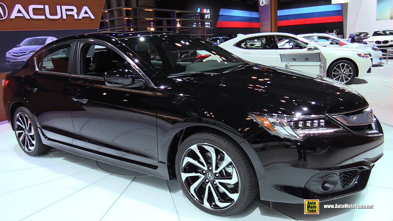 2016 Acura ILX   Exterior And Interior Walkaround   2015 New York Auto Show