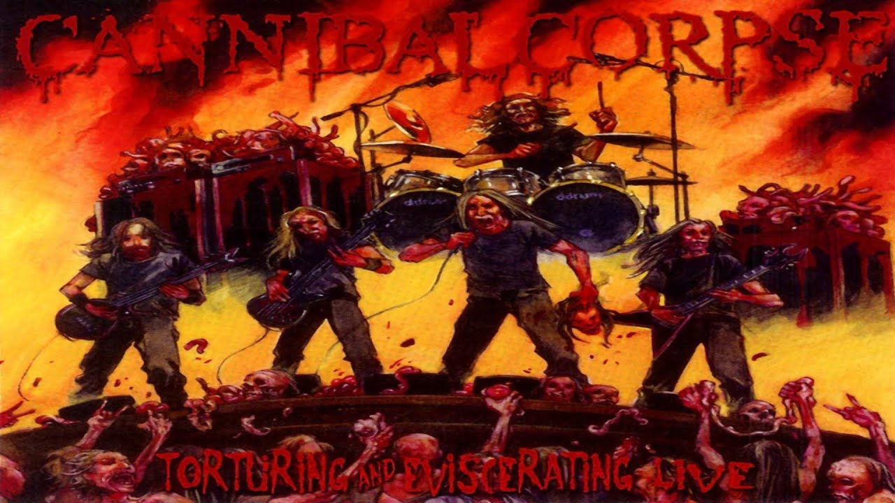 CANNIBAL CORPSE - Torturing and Eviscerating Live [Full Album ...