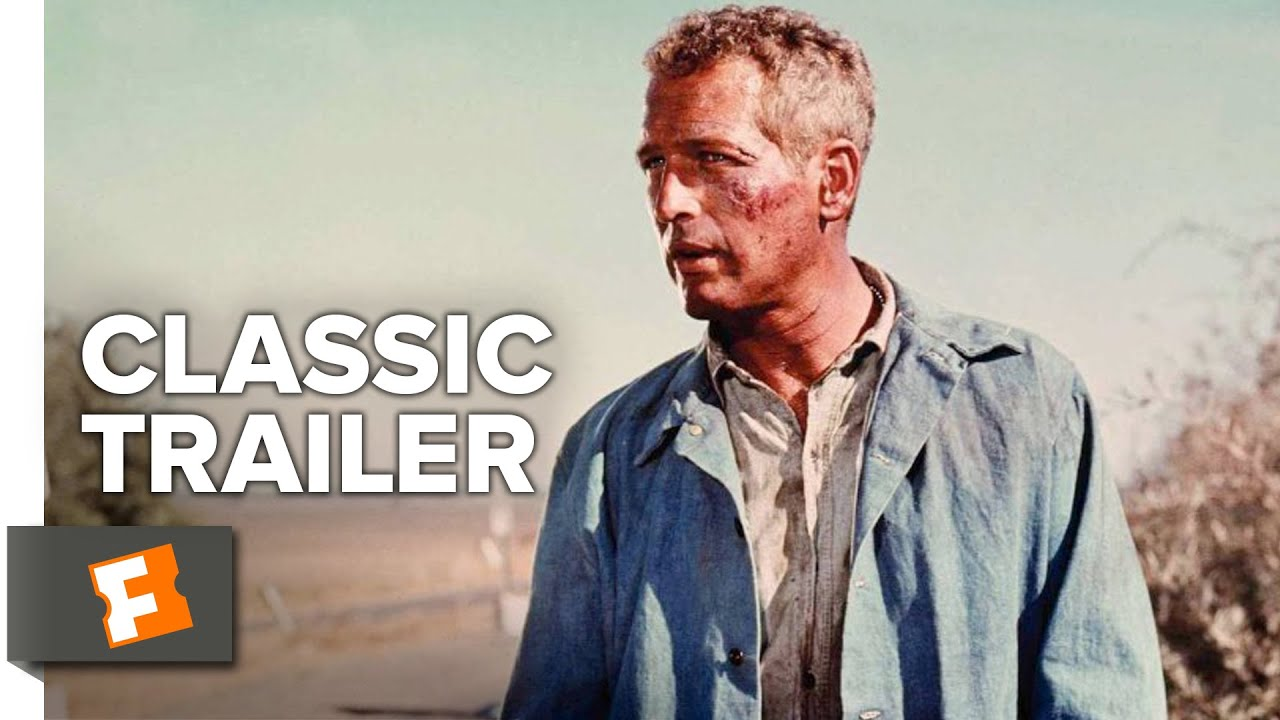 Cool Hand Luke (1967) - Official Trailer - Paul Newman, George Kennedy Movie HD