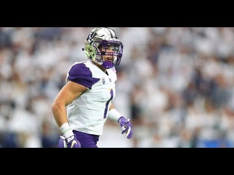 Byron Murphy Mixed Personalities 2018 College Football Highl