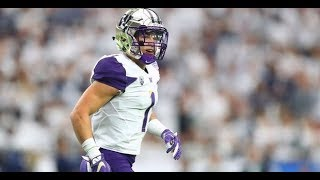 """Byron Murphy """"Mixed Personalities"""" 2018 College Football Highlights (Draft Bound)"""