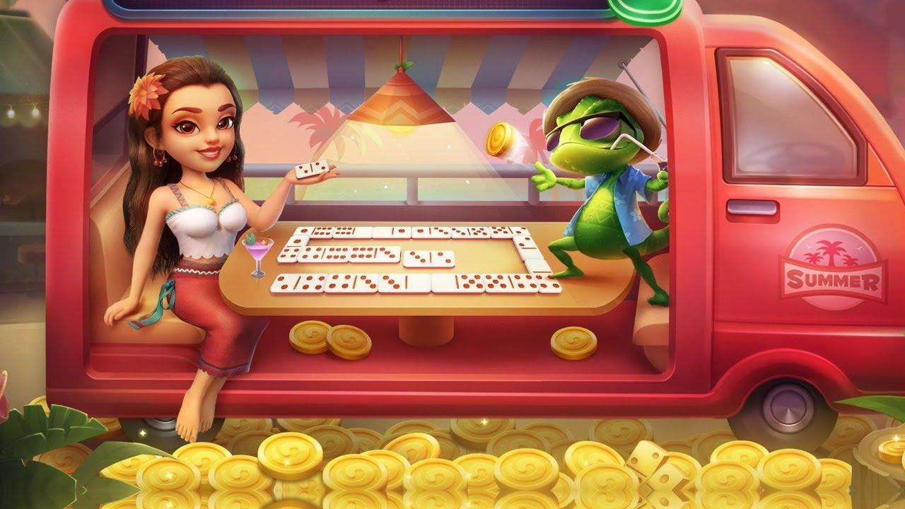 Higgs Domino Island Gaple Qiuqiu Poker Game Online Live Stream Youtube