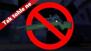 Kann ich noch mit einem Scharfschützengewehr spielen? ROBLOX: Phantom Forces CZ