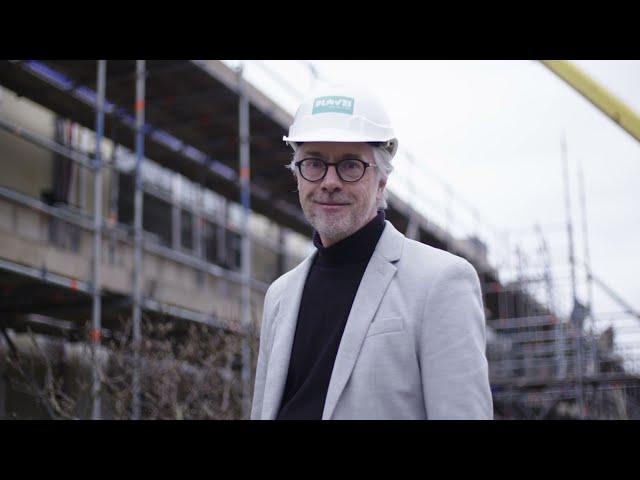 Wat doet de buyer group Circulaire Nieuwbouw Woningen?