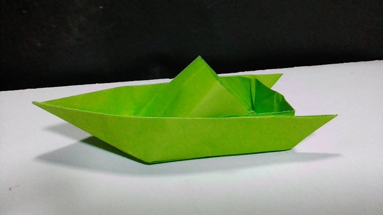 Amazon.com : Oli and Carol Origami Boat, White : Baby | 720x1280