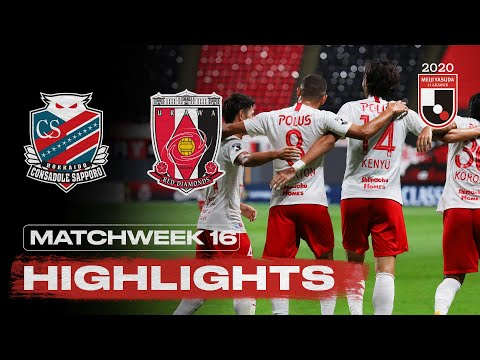 Sapporo Urawa Goals And Highlights