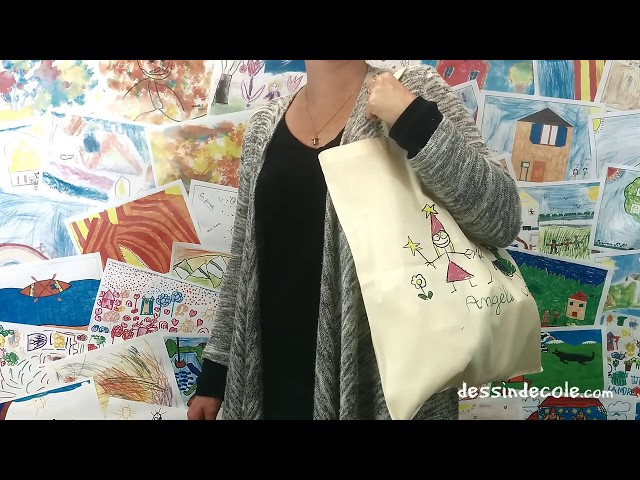Sac shopping coton [9.50€]