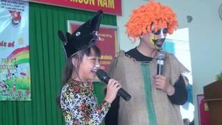 Ca nhạc phát 300 phần quà cho trẻ em tại xã Nhơn Đức,huyện Nhà Bè[3-7-2016]