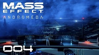 MASS EFFECT ANDROMEDA [004] [An Bord der Nexus] [Gameplay Deutsch German] thumbnail