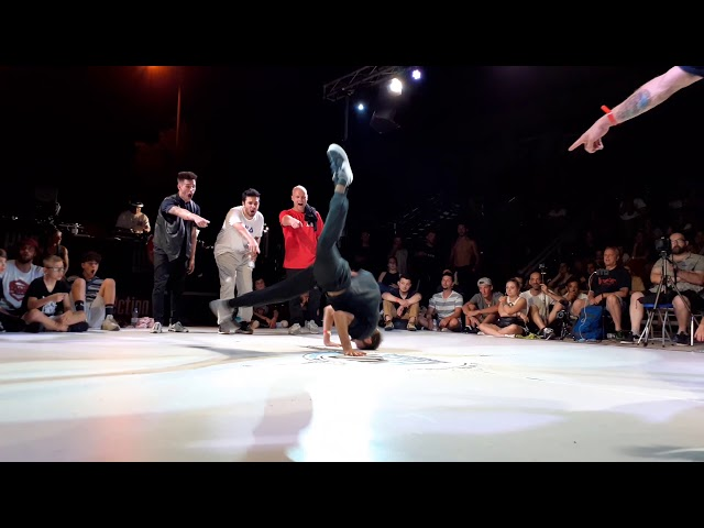 HHC Arena 2019 Highlights --- BBoy BoogieGun