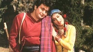 Tu Kya Pyar Karega Full HD Song | Sahibaan | Rishi Kapoor, Madhuri Dixit