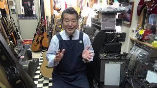 チャンネル登録者数 5万人達成記念 ギタープレゼントのお知らせ!