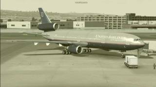 United Airlines ⎮ Chicago - San Francisco [FS2004]