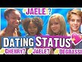 Riele Downs & Jace Norman #JAELE ANSWER & Reiya Downs Talks DEGRASSI at The Outcasts Premiere