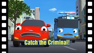 Tayo episodes l Tayo catch the criminal! l 📽 Tayo's Little Theater #80
