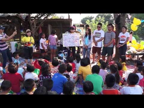 วันเด็ก 2558 กลุ่มสะพานบุญและเพื่อนๆครู นักศึกษา 2