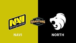 NaVi North Group B Overpass CORSAIR DreamHack Masters Malmö 2019