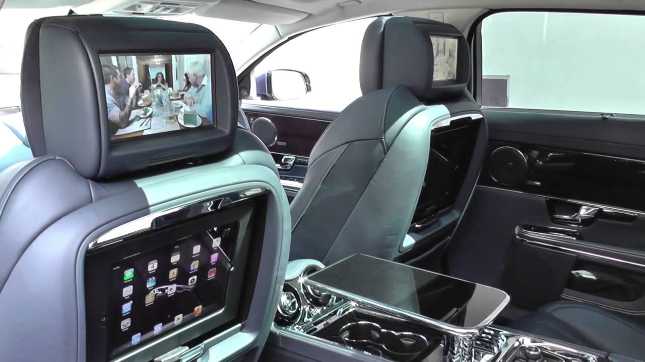Jaguar XJ 5.0 V8 Supercharged Ultimate 4dr Auto [LWB ...